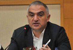 Bakan Ersoy: Turizmle ilgili bu ortamı fırsata çevirmemiz gerekiyor
