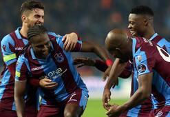 Trabzonsporun muhteşem üçlüsünden 29 gol