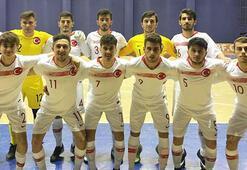 Gençlerden Gürcistan zaferi 5 gol...