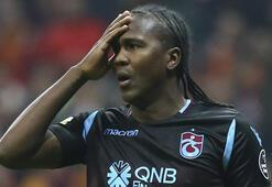 Trabzonsporun Hugo Rodallega teklifi belli oldu