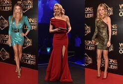 Watsons ödül gecesinde yıldızlar geçidi