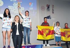 Spor Toto Yıldızlar Kupası'nda A.R.M URLA rüzgârı