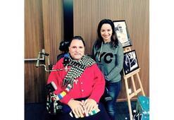 ALS ile yaşama umudu saçıyor