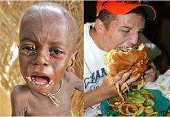 Açlık…