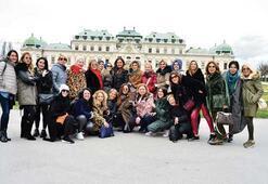 TEMA gönüllülerinin Viyana çıkarması