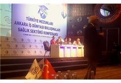 Türkiye Mezunları Sağlık Sektörü Konferansı