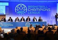 FIBA Şampiyonlar Liginin Dörtlü Finali Belçikada