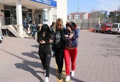 Kayseride swinger operasyonu 4ü kadın, 8 kişi…