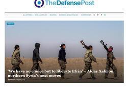 Terör örgütü YPG/PKKdan Afrin tehdidi