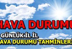 Hava durumu nasıl olacak Beş günlük hava durumu (Ankara, İstanbul, İzmir)