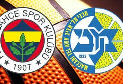 Fenerbahçe Beko-Maccabi Fox Tel Aviv maçı bu akşam saat kaçta hangi kanalda