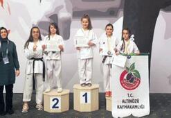 Ödemişli İnci'den Türkiye şampiyonluğu