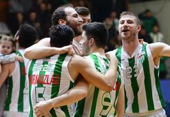 Bursaspor Basketbol, Tahincioğlu Basketbol Süper Ligine yükseldi