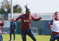 Trabzonspor, Bursa hazırlıklarına ara vermeden başladı