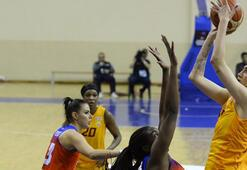 Galatasaray-BOTAŞ: 59-49