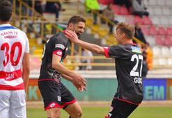 Boluspor-Kardemir Karabükspor: 4-0