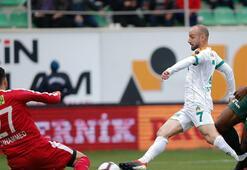 Aytemiz Alanyaspor-Bursaspor: 1-0