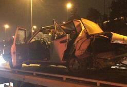 Kadıköyde trafik kazası: 4 yaralı
