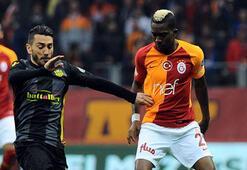 Galatasaray - Evkur Yeni Malatyaspor: 3-0