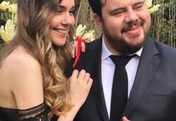 Eser Yenenler ve Berfu Yıldız nişanlandı