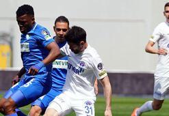 Kasımpaşa - BB Erzurumspor: 2-1