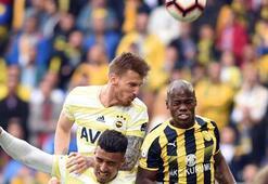 Ankaragücü - Fenerbahçe: 1-1