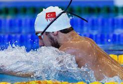 Milli yüzücüden olimpiyat bileti