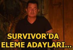 Survivorda eleme adayları kimler oldu Dokunulmazlığı hangi takım kazandı