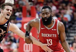 Houston Rocketstan üçlük rekoru