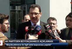 AK Partiden Büyükçekmece açıklaması