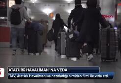 TAV Atatürk Havalimanına veda etti