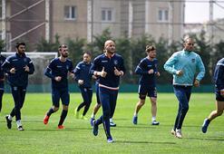 Medipol Başakşehir, Beşiktaş hazırlıklarına başladı