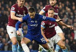 Chelseayi Eden Hazard sırtladı