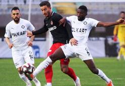 Altay - Gazişehir Gaziantep: 1-1