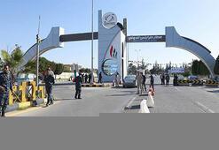 Hafter güçleri Trablus Havalimanını vurdu