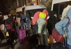 Hopa'da fuhuş operasyonu: 70 kadın