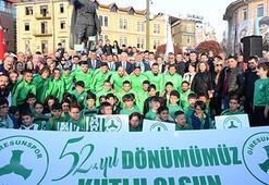Giresunspor 52. yılını kutladı