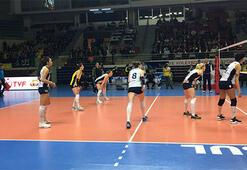 Fenerbahçe Opet-Imoco Volley: 0-3