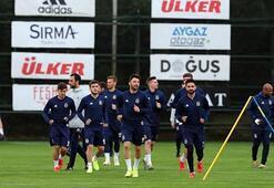 Fenerbahçede derbi mesaisi başladı