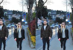 Yasmin Erbil 5 kilometre yürüdü