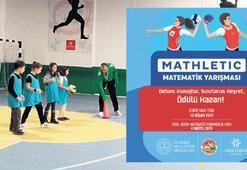 Matematik ve atletizm ortaklığında yarışacaklar