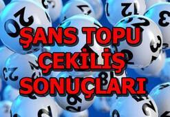 Şans Topu çekiliş sonuçları belli oldu (10 Nisan MPİ Şans Topu çekiliş sonuç sorgulama)