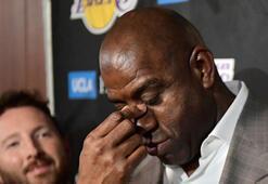 Lakersın başkanı Magic Johnson istifa etti