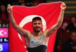 Süleyman Atlının hedefi olimpiyatlar