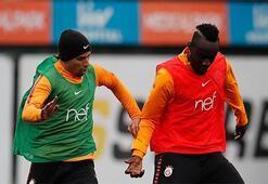 Galatasarayda derbi mesaisi
