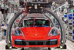Porsche karbondioksit emisyonunu yüzde 75 azalttı