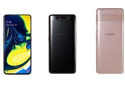 Samsung Galaxy A80 tanıtıldı İşte fiyatı ve özellikleri