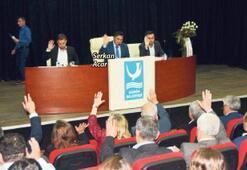Aliağa'da ilk meclis toplantısı