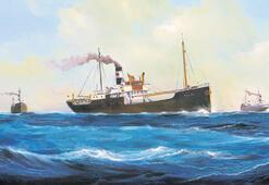 Tarihten bir yaprak... Türkiye'nin buharlı gemileri