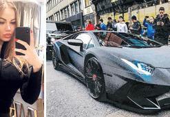 Lamborghini araca 2 milyon Swarovski taş